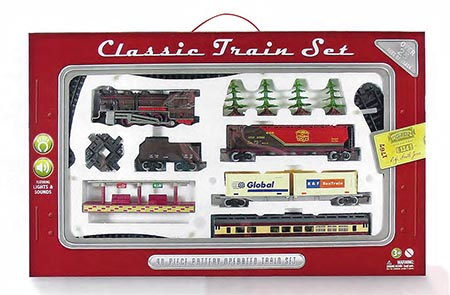 Picture of Deluxe Classic Steam Train Set