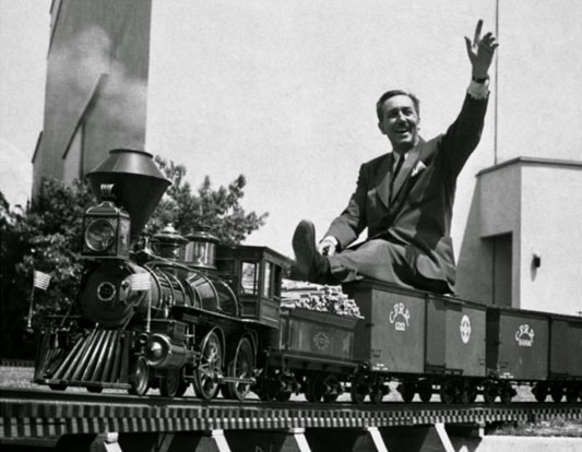 Little Engines and Walt Disney