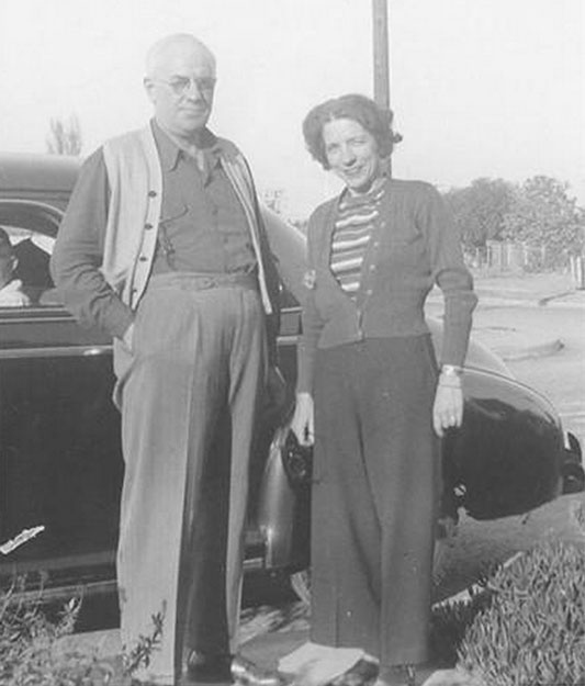 Martin and Irene Lewis