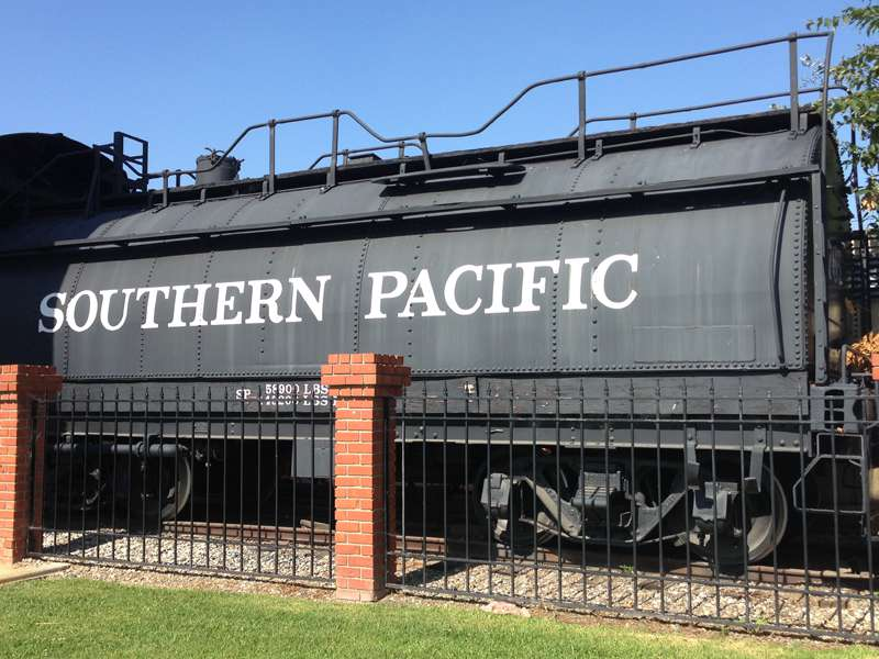 Southern Pacific Tender