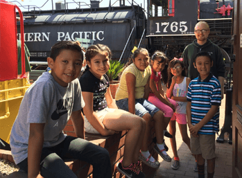 Parties & Tours at the Lomita Railroad Museum