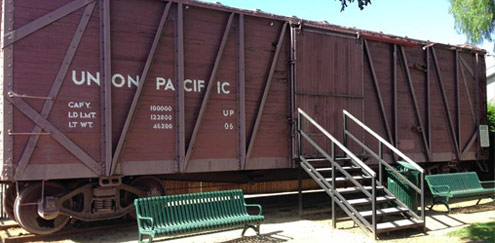 Boxcar Restoration Project